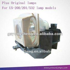 Lámparas del proyector original para 28-030 plus u5-200/201