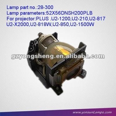 Kompatiblen projektor lampen-modul 28-300 fit zu u2-210/u2-x2000