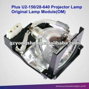 Energy saving original projector lamp module 28-640/U2-150 for projector U2-1130