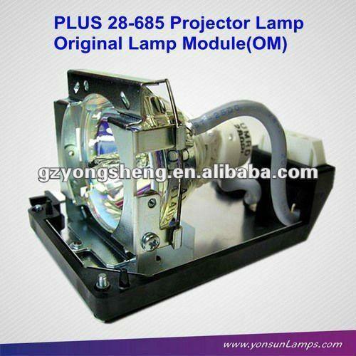 بالإضافة إلى المصابيح المستخدمة في الإسقاط 28-685 وحدة العرض UP-880