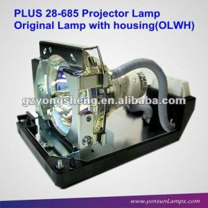 Projector lamp 28-685 for Plus UP-880 projector