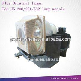 Además de para 28-030 u5-132 u5-200 lámpara del proyector