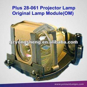 U4-150 mini- mits plus de la lámpara del proyector 28-061 módulo