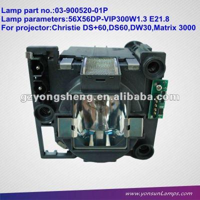 Christie proiettore modulo lampada 03-900520-01p per proiettore ds+60/ds 60/dw 30