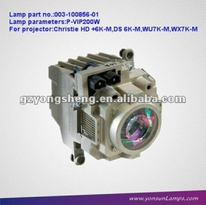 projector lamps 003-100856-01 for Christie projector 6K-M+projector housing