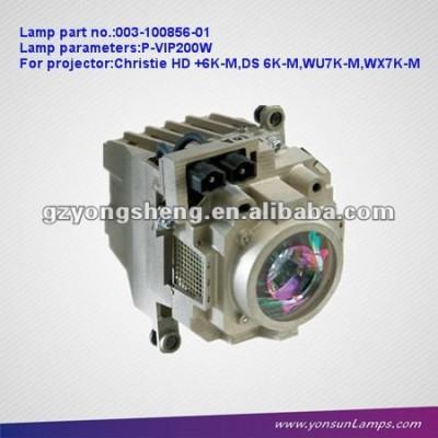 Proiettore 003-100856-01 lampade per proiettori christie 6k - m+projector alloggiamento