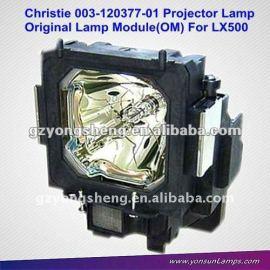 Christie lx500 multimedios de la lámpara del proyector 003-120377-01 módulo