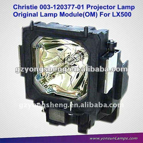 CHRISTIE LX500 وسائط الإعلام المتعددة وحدة مصباح ضوئي 003-120377-01