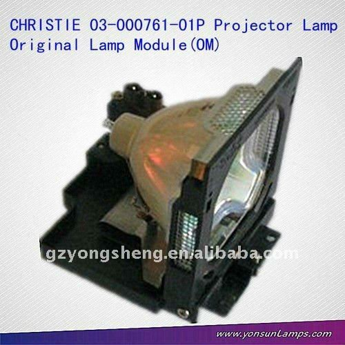 Hot sale Christie projector lamps 03-000761-01P used for LW40/U