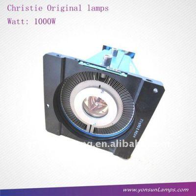 Original projektorlampe christie hd6k 003-120117-01
