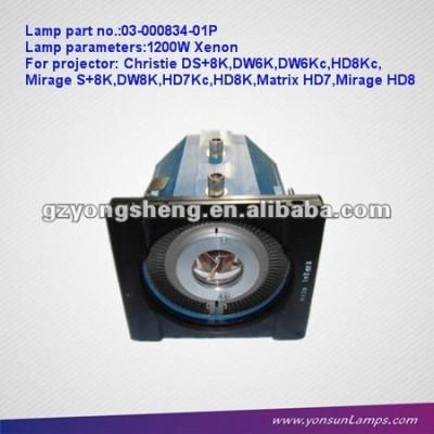 Proiettore digitale sostituzione 03-000834-01p lampada per proiettore christie ds+8k
