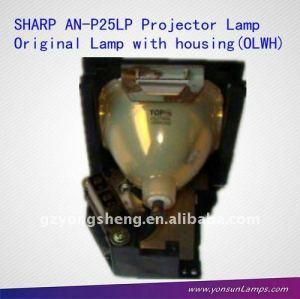 مصباح ضوئي لمبة an-p25lp/ bqc-xgp25 xg-p25xe 1 للحصول على الإسقاط