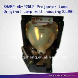 La lámpara del proyector bombilla an-p25lp/bqc-xgp251 xg-p25xe para proyector
