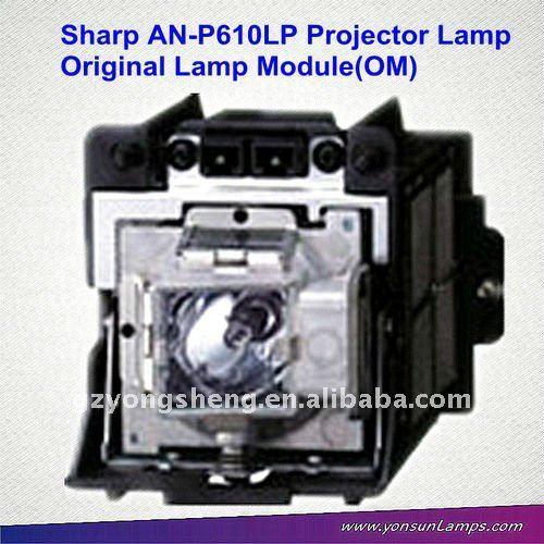 الأصلي مصباح ضوئي العارية عن an-p610lp xg-p610x الحاد العارض