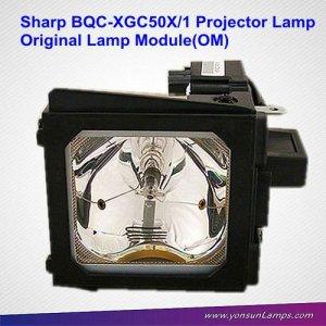 El mercurio de la lámpara para sharp bqc-xgc50x/1 lámpara del proyector