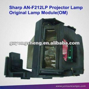 Original un f212lp lámpara para proyector sharp pg-f212x