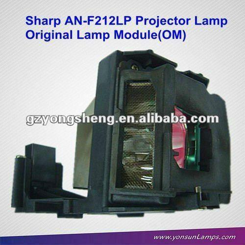 مصباح الأصلي AN-F212LP لجهاز العرض SHARP PG-F212X