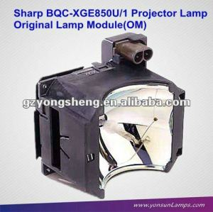 مصباح بروجيكتور الجزء الحاد No.BQC-XGE850U / 1 XG-E850U