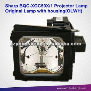 BQC-XGC50X/1 Projector Lamps 250W fits for Sharp projector XG-C50S