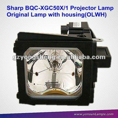 BQC-XGC50X / 1 العارض 250W مصابيح يناسب العرض لشارب XG-C50S