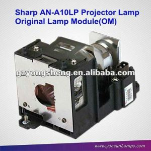 AN-A10LP / BQC-PGA10X/1 brand new digital DLP projector lamp for projector PG-A10S