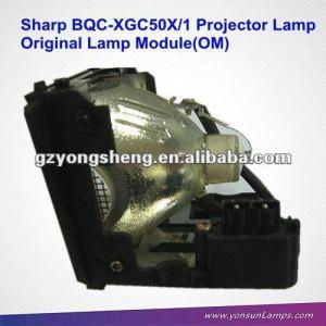 La lámpara del proyector bqc-xgc50x/1 para sharp xg- c50s( om)