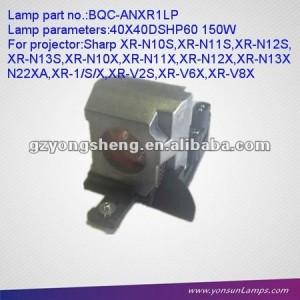 Reemplazo de las lámparas del proyector con la vivienda para bqc-anxr1lp xr-n10s proyector