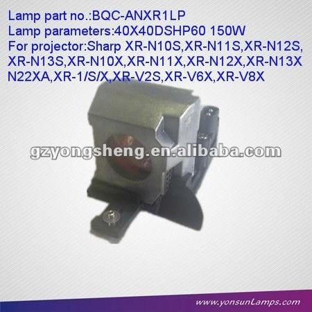استبدال المصابيح ضوئي مع السكن BQC-ANXR1LP لجهاز العرض XR-N10S