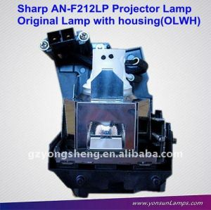 Projector Lamp AN-F212LP for Sharp PG-F212X