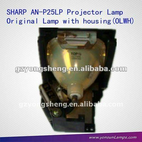 Origianl مصباح بروجيكتور AN-P25LP BQC-XGP25X / / 1 مع الإسكان للXG-P25XE
