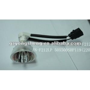 La lámpara del proyector para un f212lp pg-f212x sharp