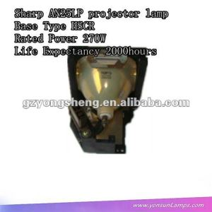an25lp lámpara del proyector para sharp con una excelente calidad