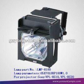 Original lámpara del proyector para lmp-h180 vpl-hs10/hs20