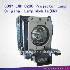 Original lámpara del proyector para lmp-c200 vpl-cx120