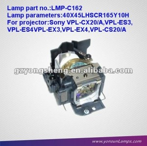 projector lamp LMP-C162 with housing for sale from China