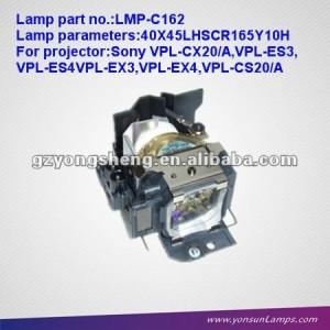 La lámpara del proyector lmp-c162 con la vivienda para la venta a partir de china