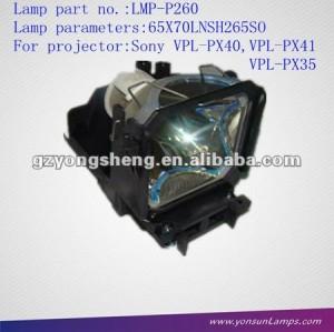 для sony lmp-p260 замена лампы проектора жилья/клетки