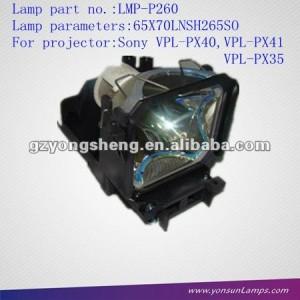 Sony lmp-p260 de reemplazo de la lámpara del proyector de vivienda/jaulas