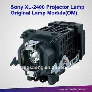 Xl-2400 телевидение лампы проектора с жильем