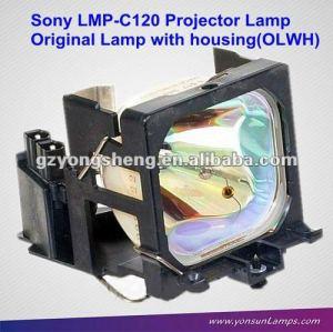projector lamp Lamp Part No. LMP-C120 for VPL-CS1 projector(OM)