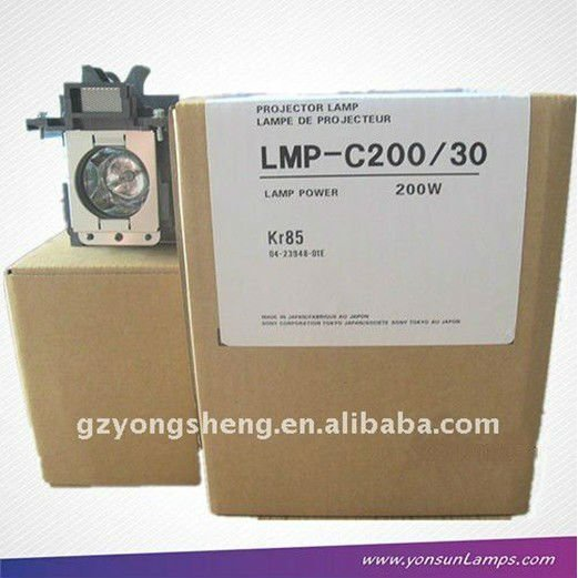 O el reemplazo de sony original lmp-c200 vpl-cx130 lámpara del proyector