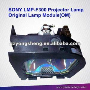 Lmp-f300 lámpara original desnudo + compatible con la vivienda