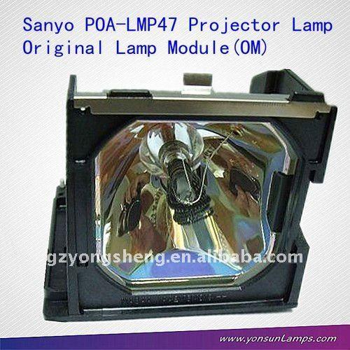 Poa-lmp47 lámpara del proyector de sanyo con una excelente calidad
