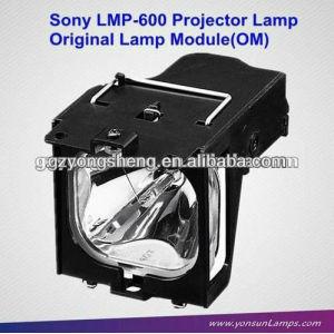 Lmp-600 lámpara del proyector de sony con un rendimiento estable