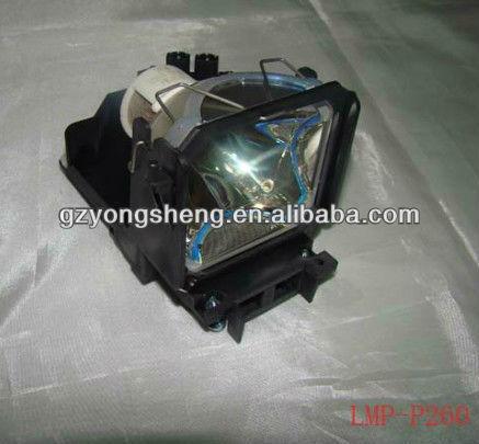 Lmp-p260 lámpara del proyector de sony con un rendimiento estable