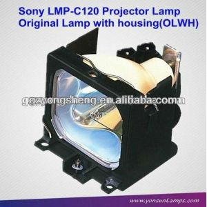 Sony lmp-c120 lámpara del proyector apto para sony vpl-cs1 proyector