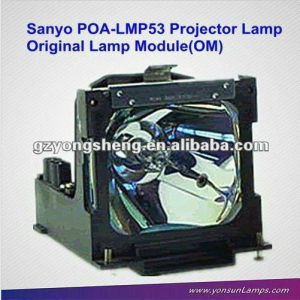 Poa-lmp53 lámpara del proyector de sanyo con una excelente calidad