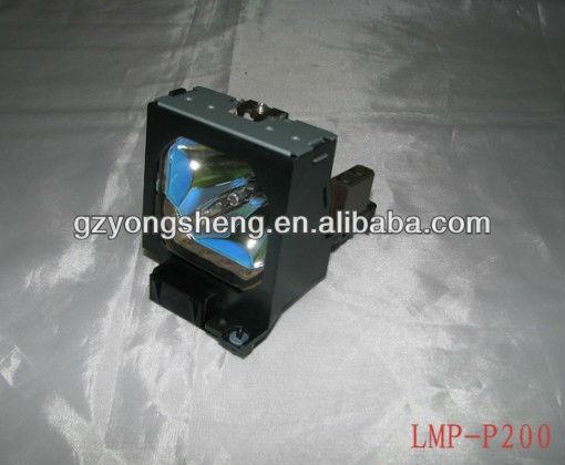 La lámpara del proyector para sony lmp-p200 200w nsh