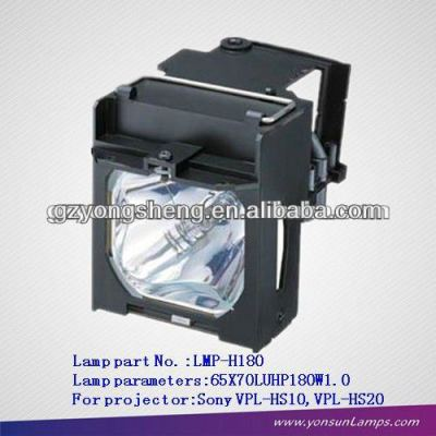 Original projektor lampe sony lmp-h180 für vpl-hs10/hs20