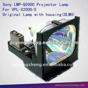 La lámpara del proyector de la lámpara parte no. Para lmp-q2000 vpl-x2000/e